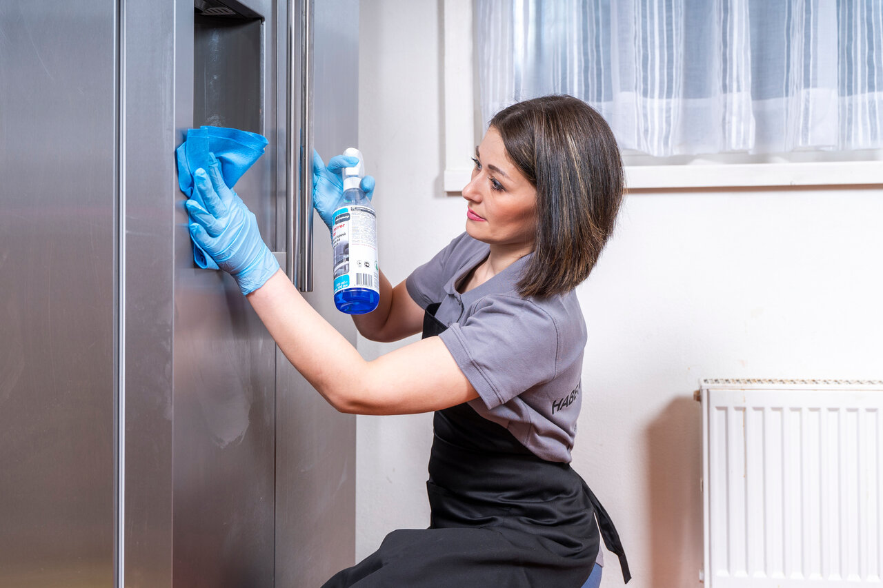 антибактериальная уборка помещений
