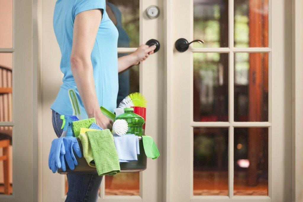 регулярная уборка квартиры